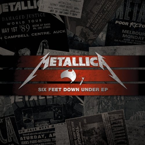 Six Feet Down Under EP by Metallica (2010-09-28)