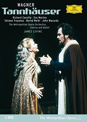 Wagner, Richard - Tannhäuser [2 DVDs] (Wagner Brian)