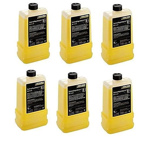 Kärcher Verkalkungsschutz Korrosionsschutz Mittel RM110 für Hochdruckreiniger 6x 1L