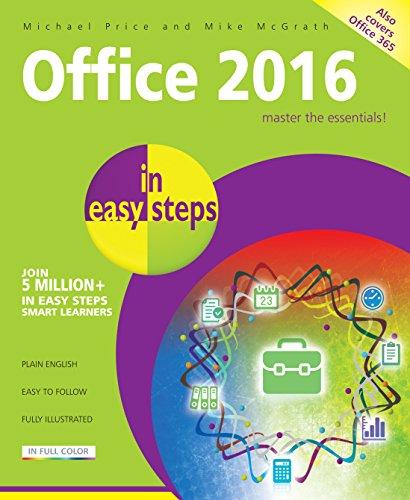 Office 2016 in easy steps