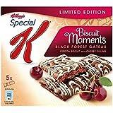 Spéciaux Moments K Biscuit Kellogg Forestiers Noir 5 X 25G