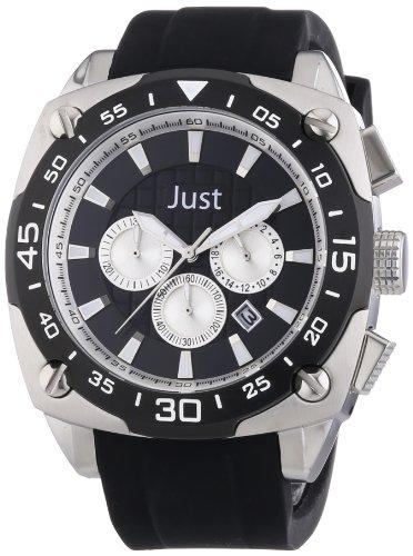 Just Watches 73-BK, Orologio da polso Uomo