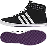 Adidas BBNeo Daily Twist MID W Sneaker Schuhe Turnschuhe Damen Leder schwarz