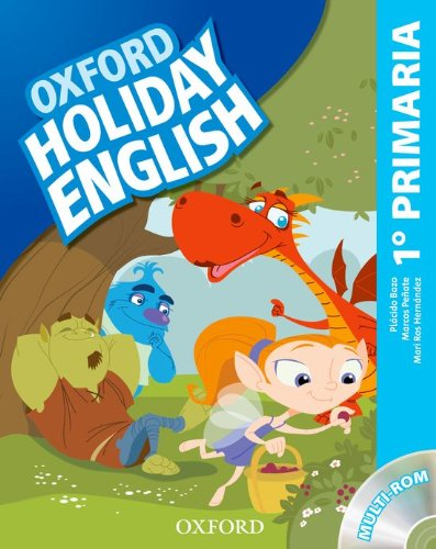 Holiday English 1º Primaria: Pack Spanish 3rd Edition (Holiday English Third Edition) - 9780194546287 por Marcos Peñate