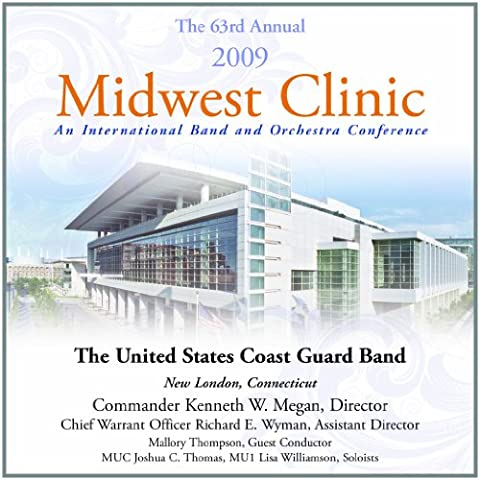 2009 Midwest Clinic: The United States Coast Guard