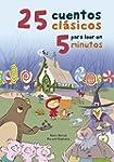 25 cuentos cl�sicos para leer en 5 mi...