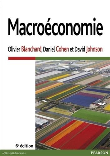 Macroconomie 6e dition