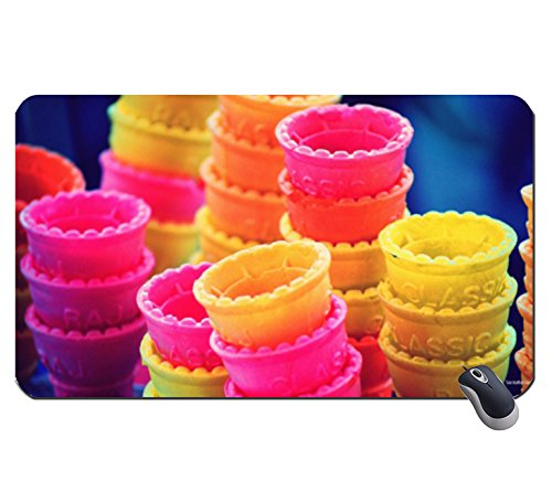 Eis Mais ab 1269221Super Big Mousepad Maße: 23,6x 13,8x 0,2(60x 35x 0,2) Eis Mais