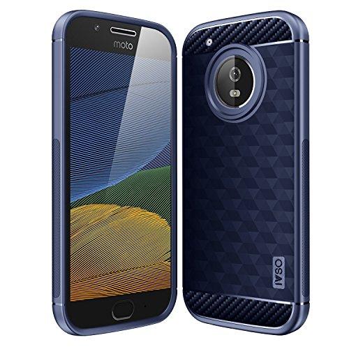 iphone 8 plus Hülle, Ultra thin Cover Case Kasten Case für Apple iphone 8 plus Smartphone (Schwarz) Blau