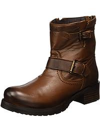 Buffalo Damen Es 30509l Sauvage Biker Boots