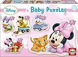Educa Juegos - Minnie Baby Puzzle (15612)