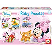 Educa - 15612 - Puzzle - Baby Minnie