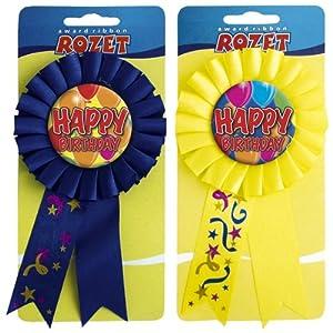 Folat Roseta Happy Birthday