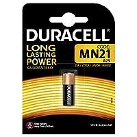 Duracell Özel Alkalin Pil Mn21, 1 Parça, 12 Volt, Bakır/Siyah