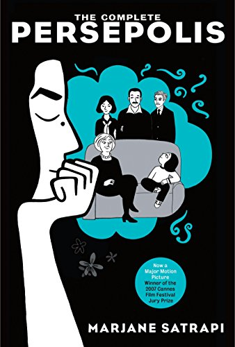 The Complete Persepolis: Now a Major Motion Picture (Pantheon Graphic Library) (Motion Picture Books)