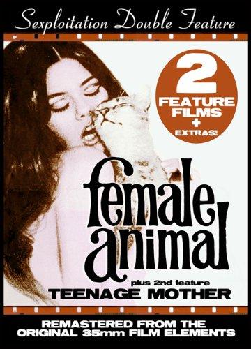 Female Animal / Teenage Mother: Sexploitation [Import USA Zone 1]