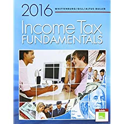 Income Tax Fundamentals 2016 + H&R Block Premium & Business Software + Cengagenow, 2 Terms Access Card