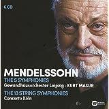 Mendelssohn: Intégrale des Symphonies