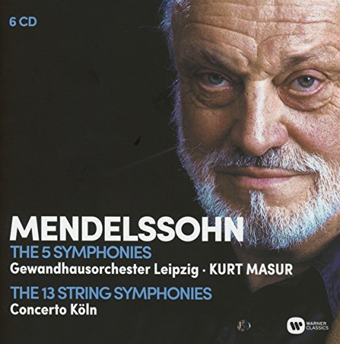 Sämtliche Sinfonien 1-5 (Ga)/Streichersinfonien