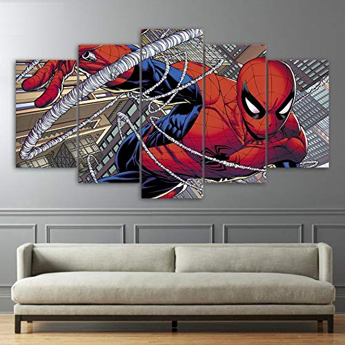 BORO-GHW Decorative Painting Decoración para el hogar...