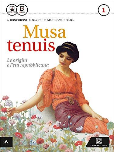 Musa tenuis. Vol. unico. Per i Licei. Con e-book. Con espansione online
