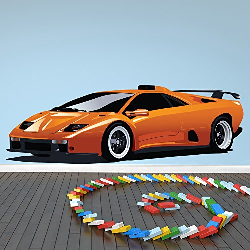 orange-lamborghini-sport-couleur-voiture-wall-sticker-transport-art-stickers-decor-disponible-en-8-t