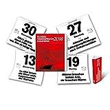 Klages Tagesspruch-Kalender: Kluge Sinnsprüche - geistreiche Zitate - freche Sätze