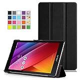 MoKo ZenPad C 7.0 Hülle - Ultra Slim PU Leder Tasche Schutzhülle Schale Smart Case mit Auto Sleep/Wake up Funktion & Standfunktion für ASUS Zenpad C 7.0 Z170C / Z170CG 7