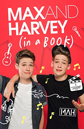 Max and Harvey: In a Book (English Edition)