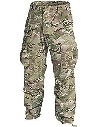 Helikon Level 5 Ver. II Hommes Soft Shell Pantalons Camogrom