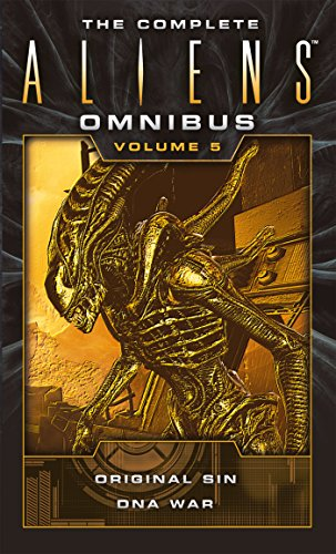 The fifth book in The Complete Aliens Omnibus, an essential collection for fans of Twentieth Century Fox's iconic blockbuster action-packed science fiction film Aliens, comprised of Original Sin and DNA War.In Original Sin, centuries after the dea...
