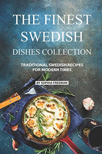 The Finest Swedish Dishes Collection: Traditional Swedish Recipes for Modern Times Candy Dish Mint