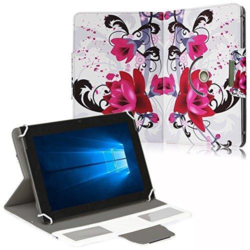 NAUC Schutz Hülle für 10-10.1 Zoll Tablet Tasche Schutzhülle Case Cover Bag, Motiv:Motiv 3, Tablet Modell für:ARCHOS 101b Xenon