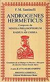 Image de Androgenes hermeticus composto da Minera Philosophorum e Radius ab Umbra. Completato da un dialogo tra maestro e discepolo che descrive l'intera grand