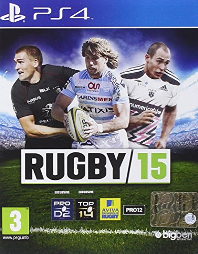 BigBen Rugby 15 PS4