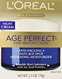 L'Oreal Age Perfect Anti Sagging Night Cream 2.5 oz