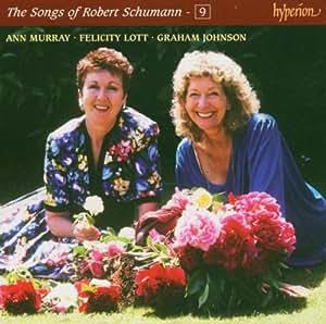 Songs of Robert chumann