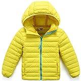 ZOEREA Ultra Leiccht Daunenmantel Daunenjacken für Kinder Junge Mädchen Kälteschutz