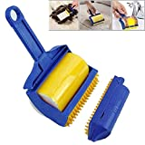 #4: Vmore Sticky Buddy Reusable & Washable Lint Cleaning Roller Brush Fluff Fur Hair Remover
