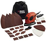 Black-Decker-KA161BC-Mouse-Detail-Sander-with-Accessories