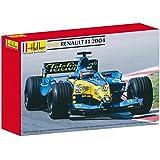 Heller - 80797 - Maqueta -Coche - Renault F1 - 1/18