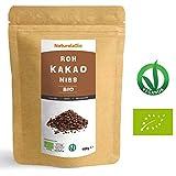 Roh Kakao Nibs Bio 900g | Organic Raw Cacao Nibs | 100% Rohkost, natürlich und...