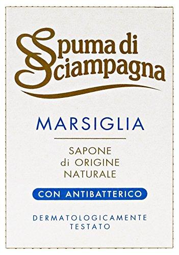 Lot 24 SPUMA de sciampagna Savon Marseille les savons et cosmétiques