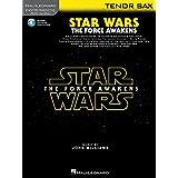 Star Wars: The Force Awakens: Tenor Sax (Instrumental Play Along)