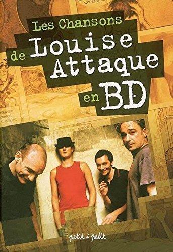 Les Chansons de Louise Attaque en BD