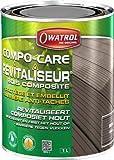 Owatrol Compo Care Holz Composite 1L braun