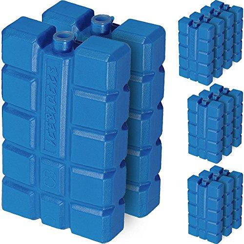 12 Stück Kühlakkus Kühlakku 12h Akkus Kühltasche Kühlbox Eisbox Kühlpack Kühlelement