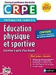 Education physique et sportive - CRPE...