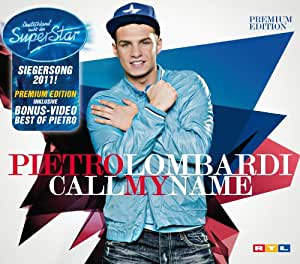 Call My Name - Premium Single (inkl. Best of Video)