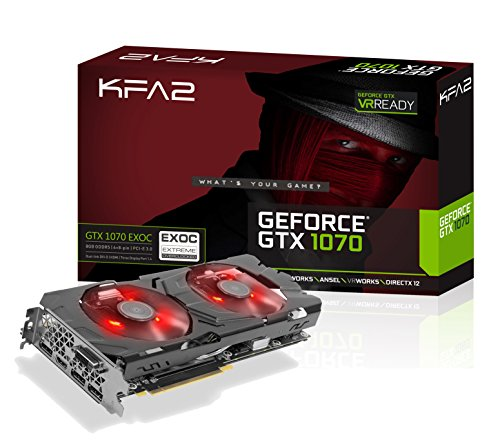 KFA2 GeForce GTX 1070 EXOC